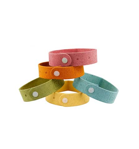 Mosquito Repellent Band 5-in-1 Pack