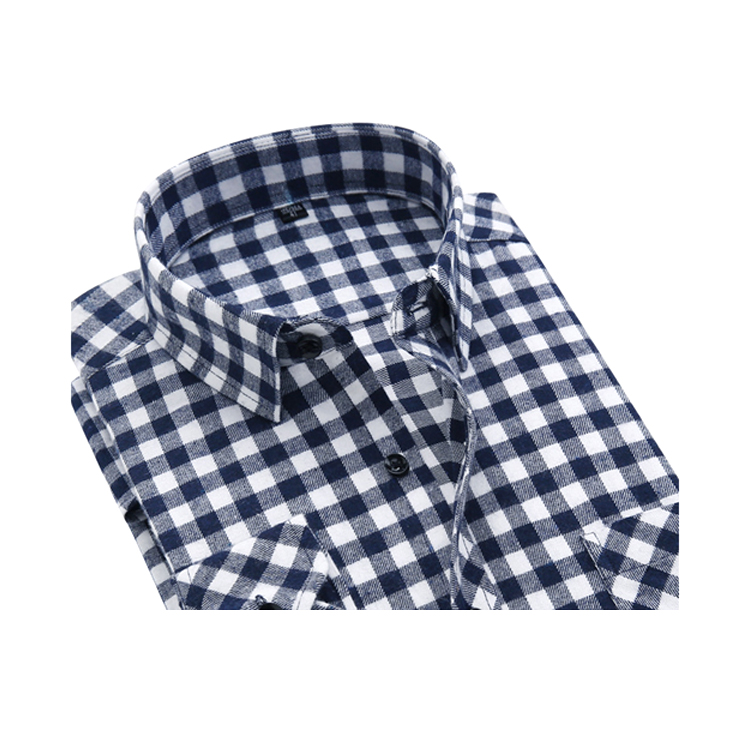 Thickened Flannel Shirt
