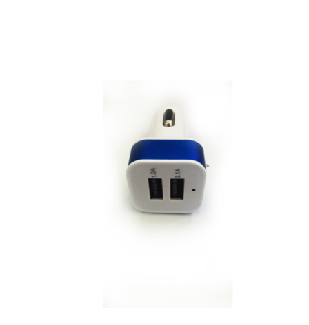 Blue Car charger