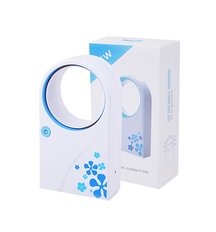 Chargeable mini fan