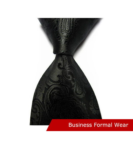 Men's Embossing Business Tie
