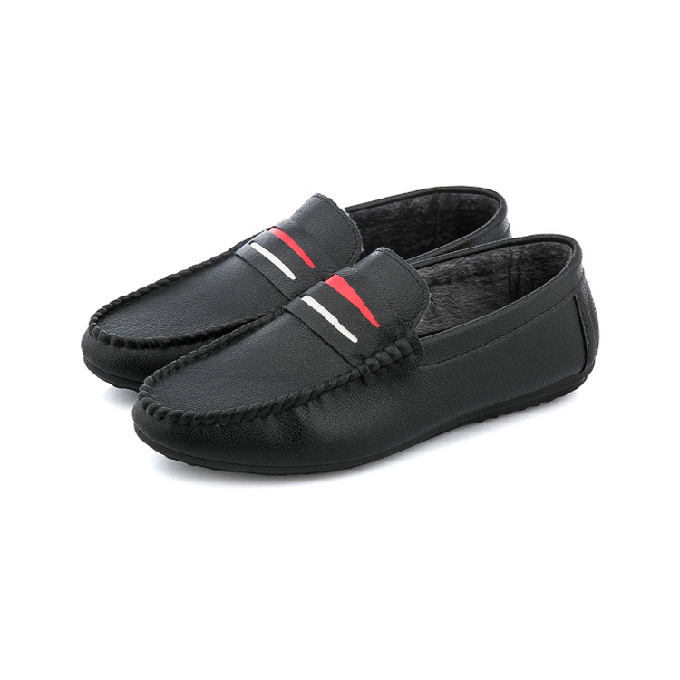 Men's Plush Loafers