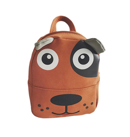 d52e5e6e6497 Children s Fashion Nubuck Backpack with Cute Teenage School Girl Bags on  Shoulder Shoes for Boys Shoes for Girls Kids Casual Backpacks
