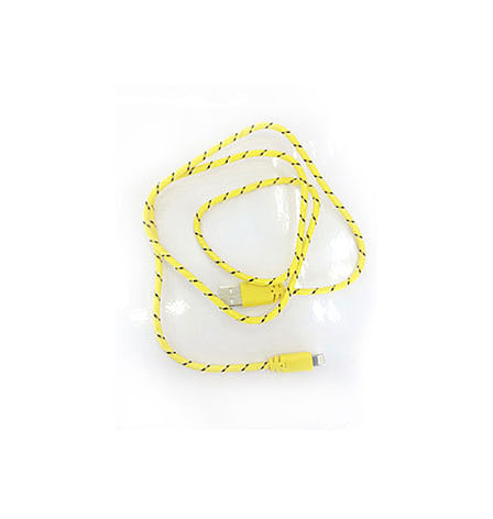 Yellow Cable Android 1m