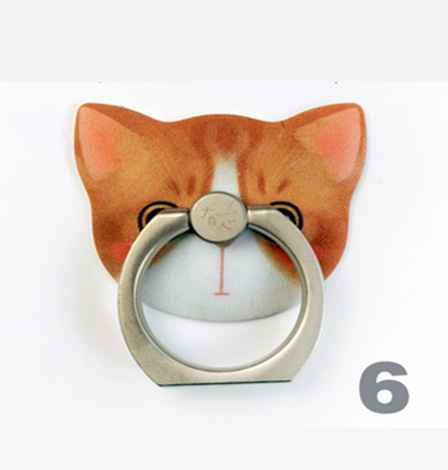 Kitty Ring Phone Holder
