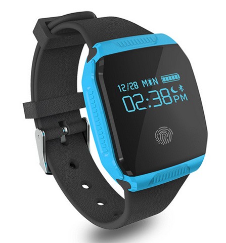 E07S Waterproof Smart Watch