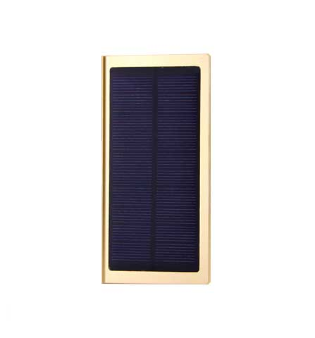 20000mAh Power Bank With Solar Power