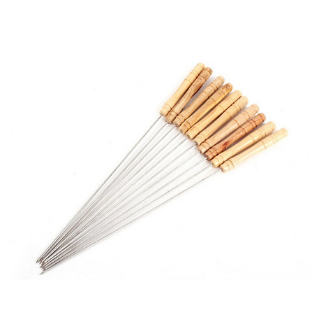 Stainless Steel Bake Needle 10 Pack