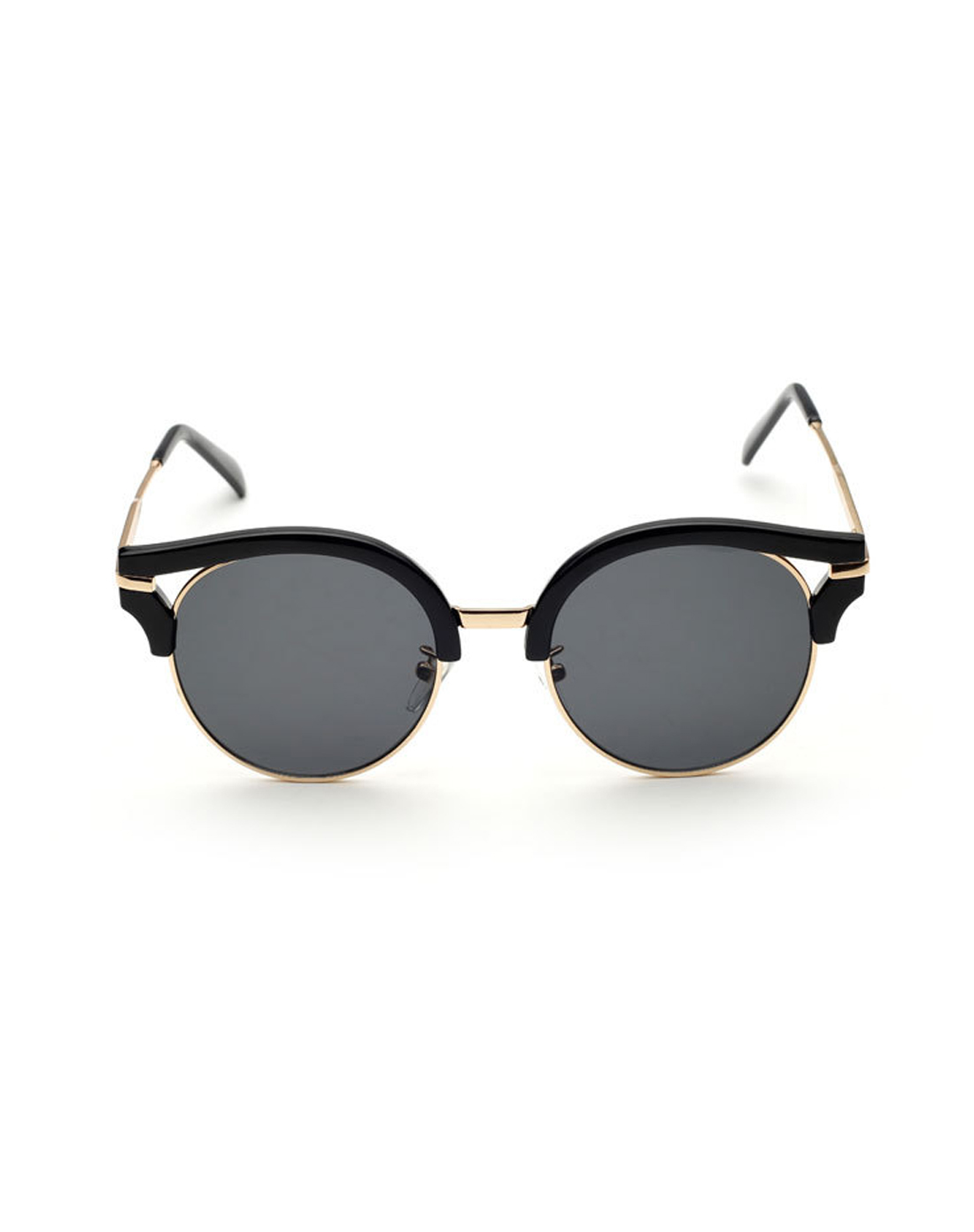 V metal leg sunglasses