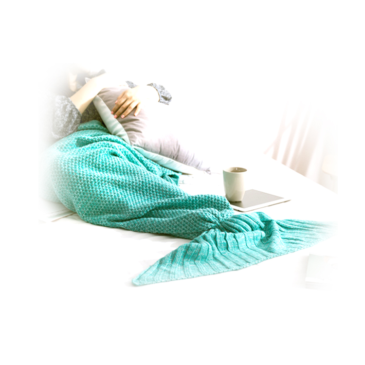 Mermaid Blanket(Kids)