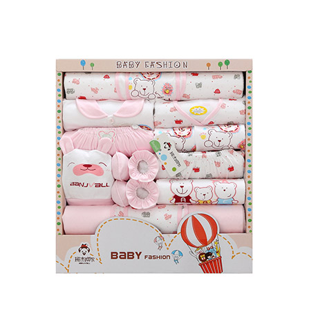 Baby's Apparel, 18 Sets