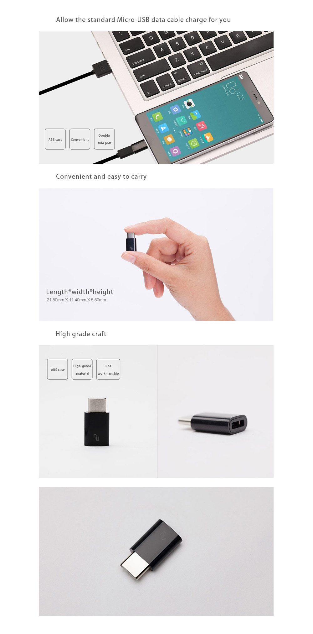Xiaomi USB Type-C Port Adaptor in Pakistan