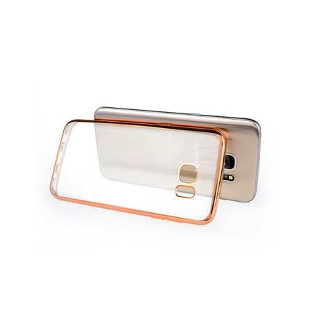 TPU Transparent Case For Samsung S7 edge/S7/S6 Edge/S6