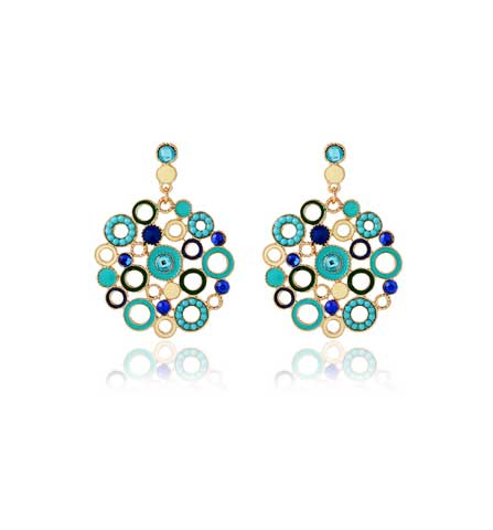 Rhinestone Earrings (Rush)