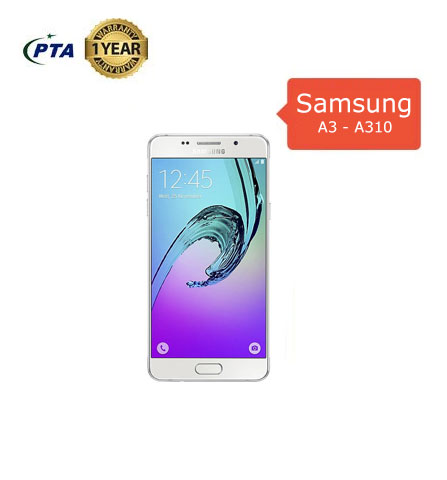 Samsung A3 - A310 - 4.7 inches - 16 GB - 1.5 GB - Official 1 year warranty